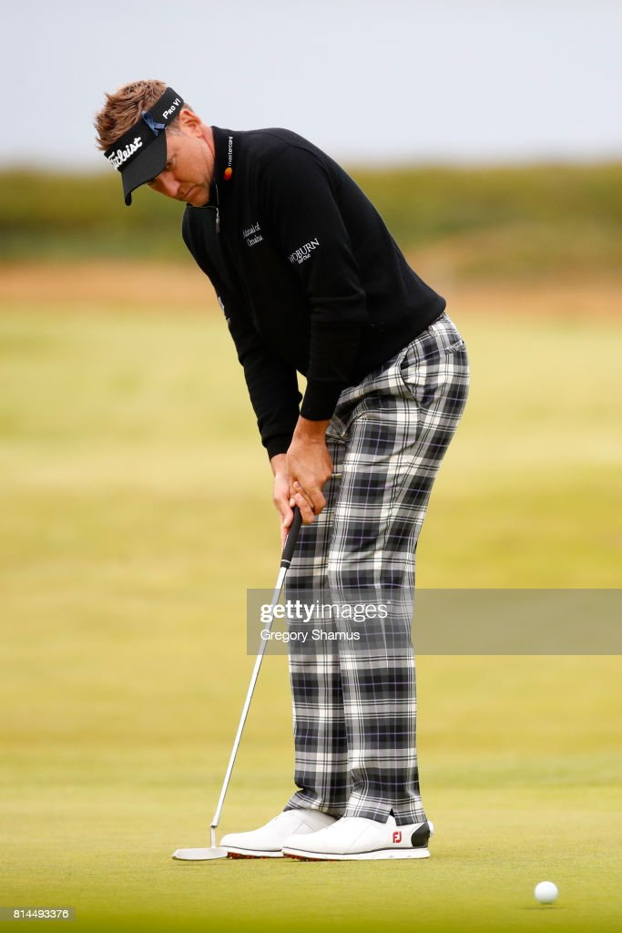 AAM Scottish Open - Day Two : News Photo