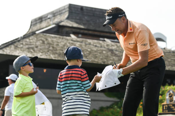 RBC Canadian Open - Preview Day 3 - Ian Poulter