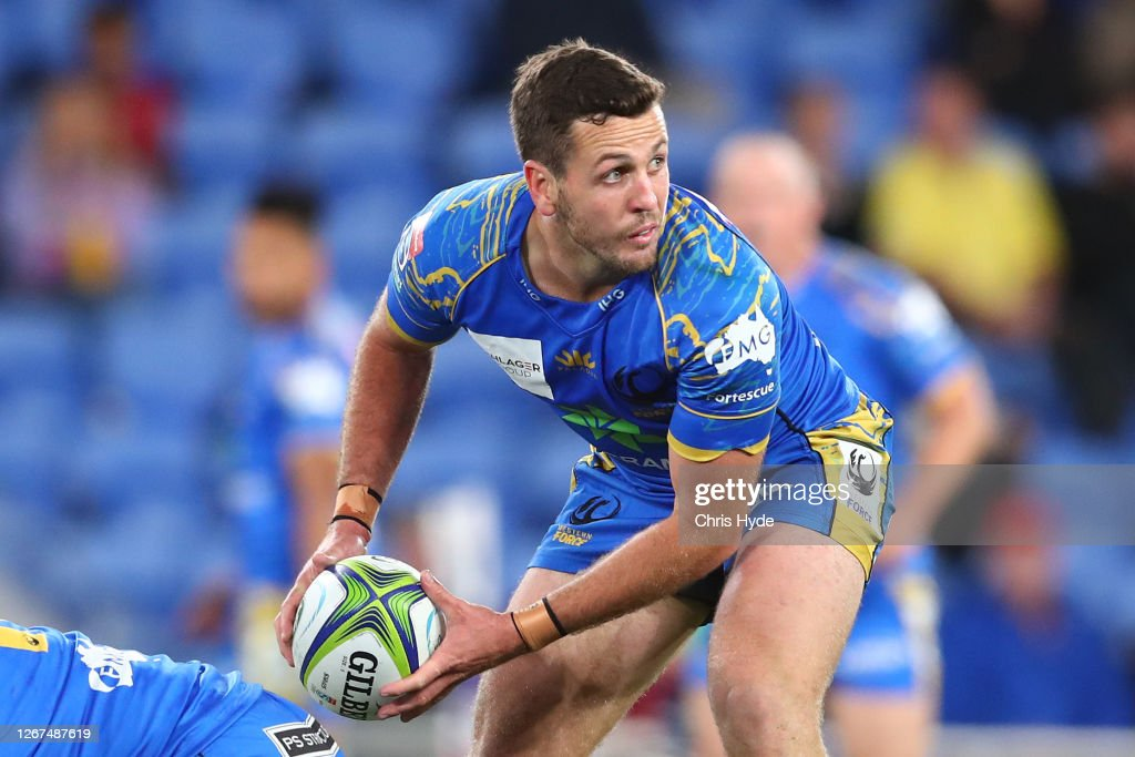 Super Rugby AU Rd 8 - Force v Reds : News Photo