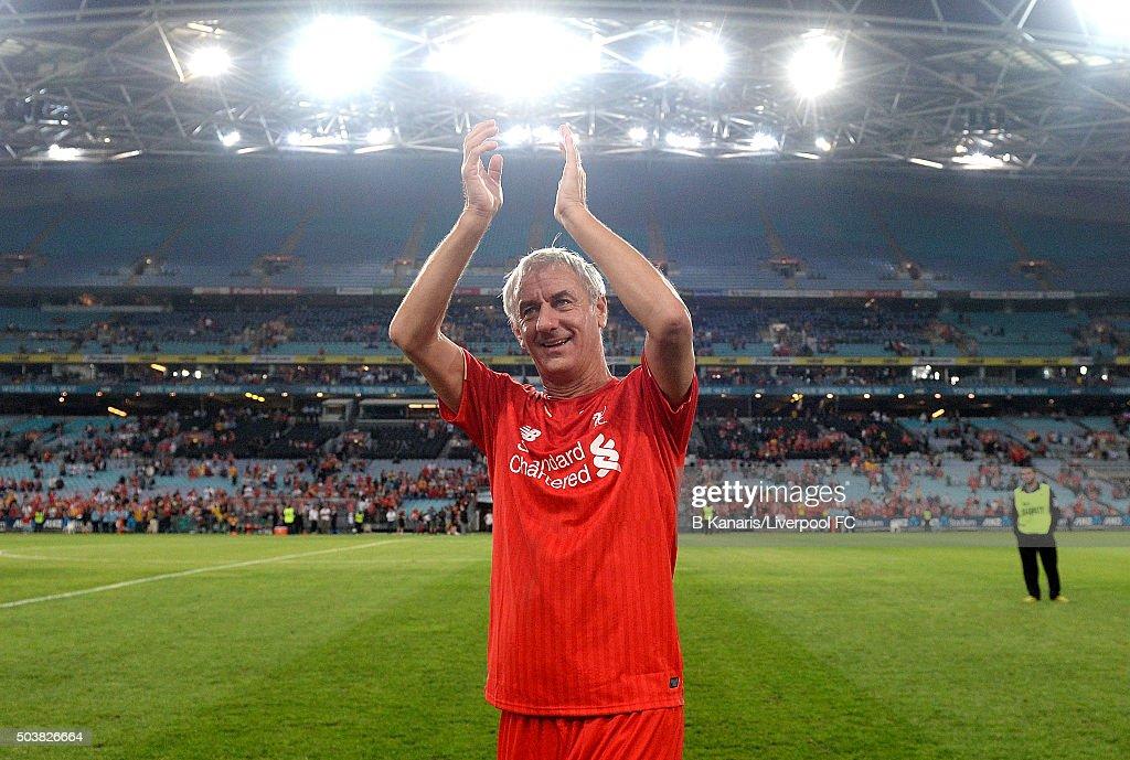 Liverpool FC Legends v Australian Legends : ニュース写真