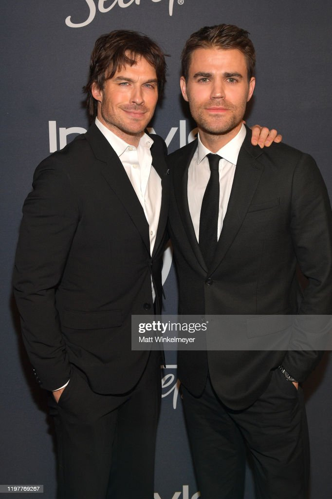 The 2020 InStyle And Warner Bros. 77th Annual Golden Globe Awards Post-Party - Red Carpet : Photo d'actualité