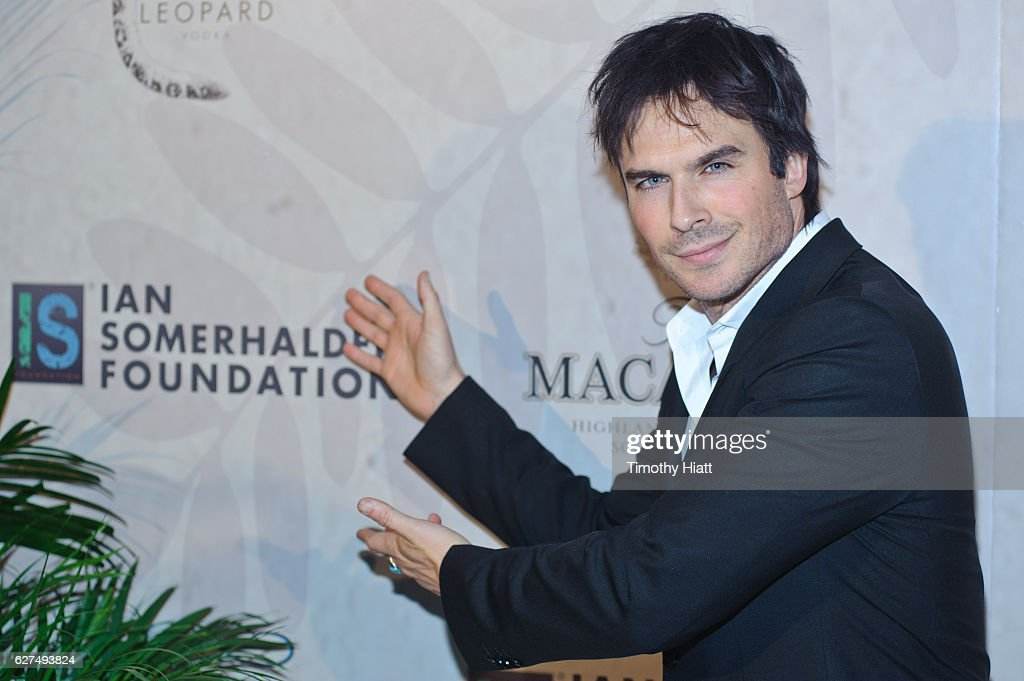 2016 Ian Somerhalder Foundation Benefit Gala