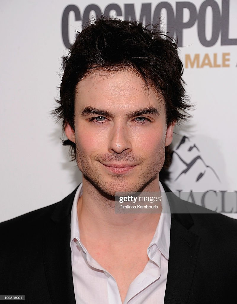 Ian Somerhalder attends Cosmopolitan Magazine's Fun Fearless Males Of 2011 at The Mandarin Oriental Hotel on March 7, 2011 in New York City.