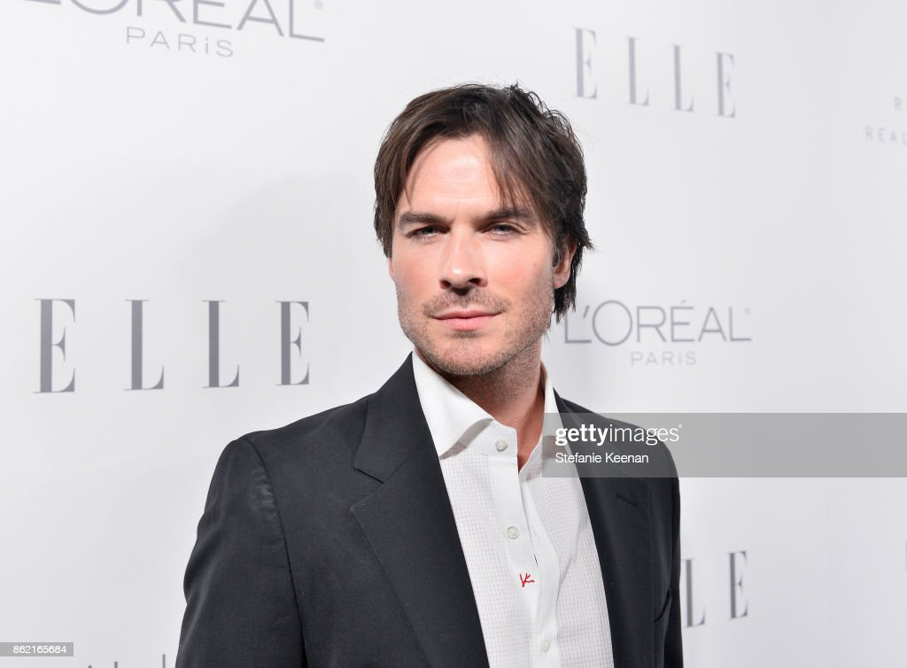 ELLE's 24th Annual Women in Hollywood Celebration presented by L'Oreal Paris, Real Is Rare, Real Is A Diamond and CALVIN KLEIN - Red Carpet : News Photo