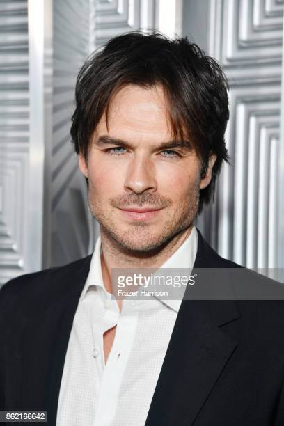 Ian Somerhalder attends ELLE's 24th Annual Women in Hollywood Celebration presented by L'Oreal Paris Real Is Rare Real Is A Diamond and CALVIN KLEIN...
