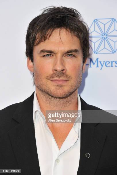 Ian Somerhalder attends the 5th annual Sports Humanitarian Awards presented by ESPN at The Novo Theater at LA Live on July 09 2019 in Los Angeles...