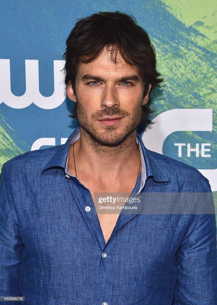 The CW Network's 2016 New York Upfront Presentation : News Photo