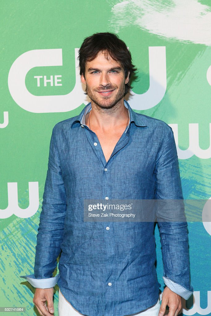 The CW Network's 2016 New York Upfront : News Photo