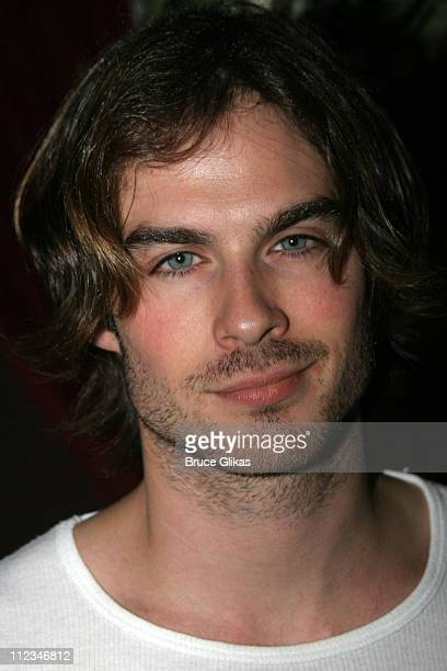 Ian Somerhalder during OffBroadway 'Dog Sees God Confessions of a Teenage Blockhead' Rehearsals November 15 2005 at Century Theater in New York City...