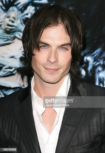 Ian Somerhalder during Pulse Los Angeles Premiere Arrivals at ArcLight Theater in Hollywood California United States