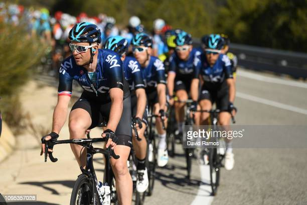 Ian Stannard of Great Britain and Team Sky / Alto de Requena / during the 70th Volta a la Comunitat Valenciana 2019 Stage 3 a 1943km stage from Quart...