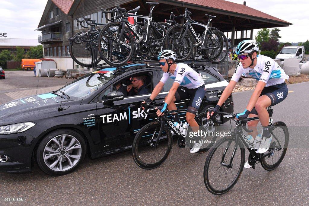 82nd Tour of Switzerland 2018 - Stage Three