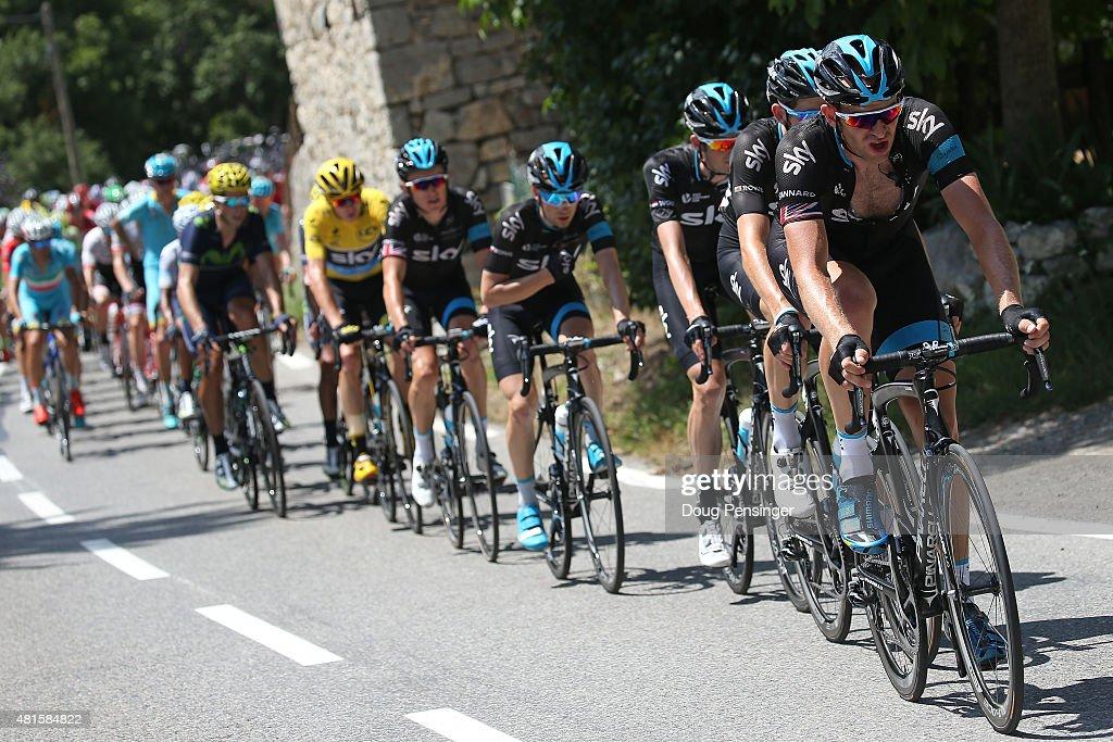 Le Tour de France 2015 - Stage Seventeen : News Photo