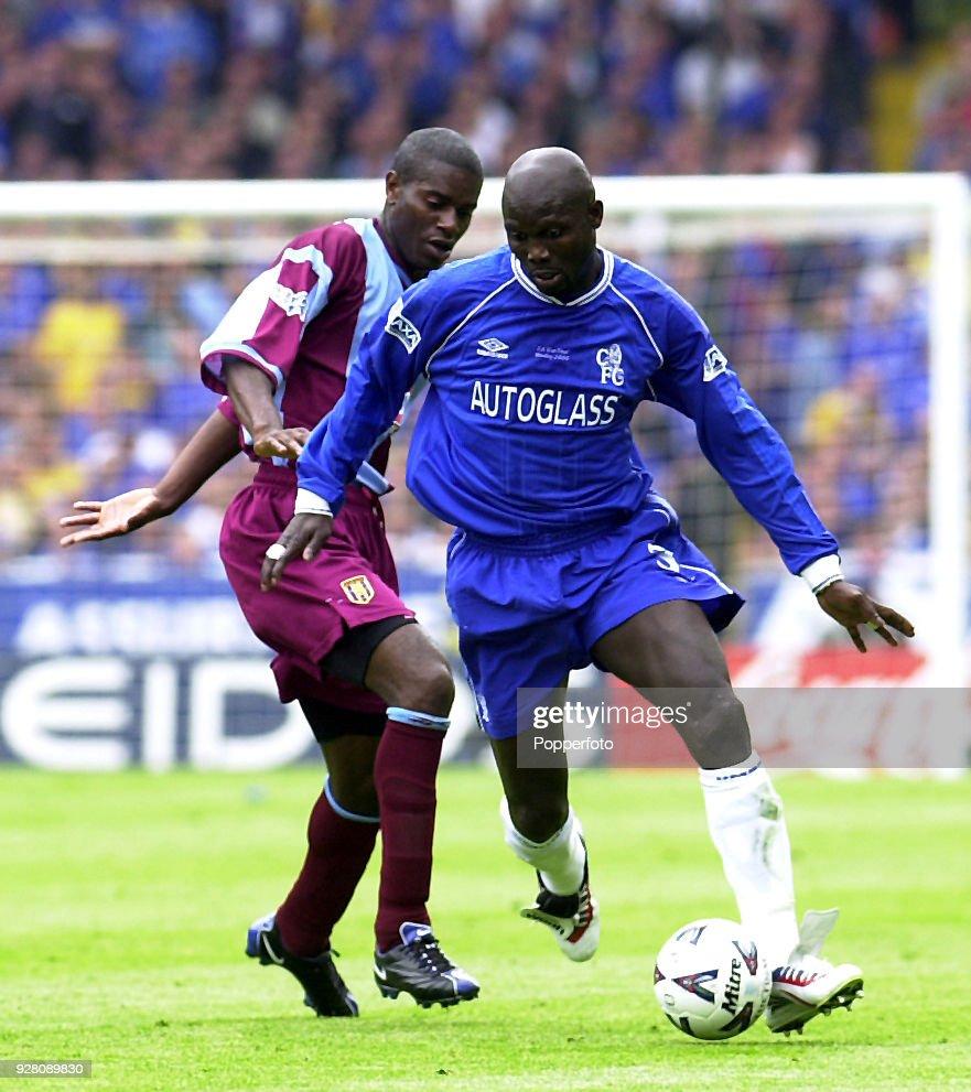 FA Cup Final - Aston Villa v Chelsea : News Photo