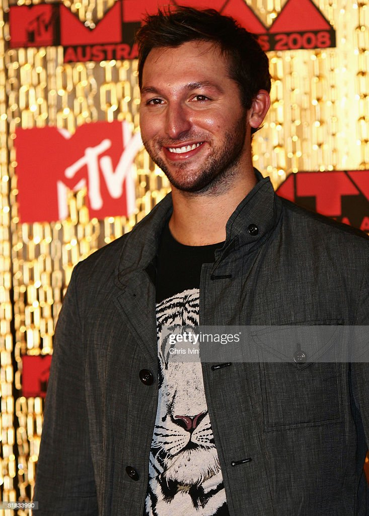 Arrivals For The MTV Australia Awards 2008