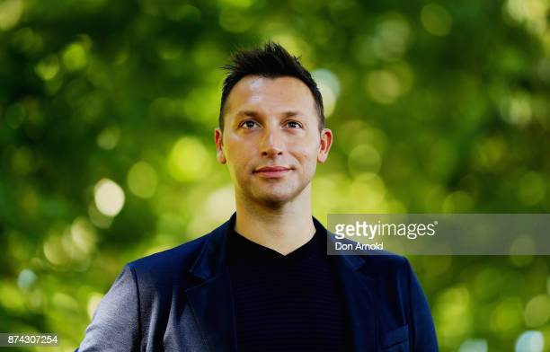 Ian Thorpe looks on prior to the result announcement on November 15 2017 in Sydney Australia Australians have voted for marriage laws to be changed...