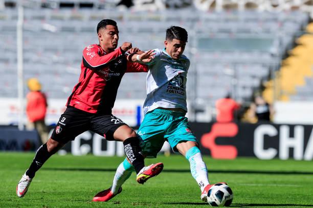 MEX: Atlas v Leon - Torneo Apertura 2021 Liga MX