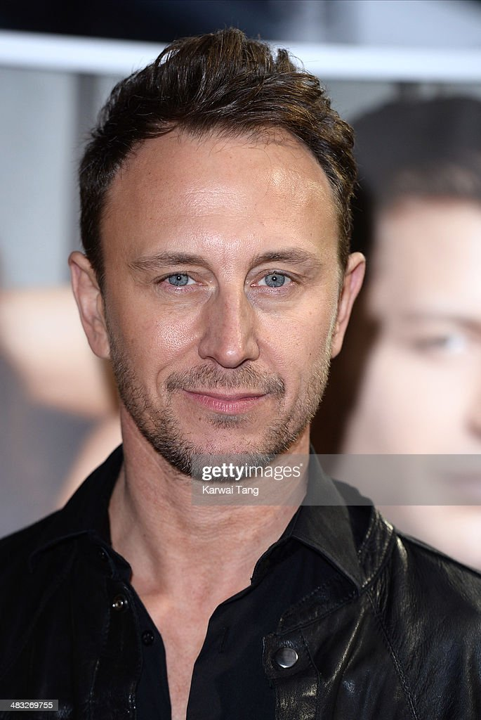 Ian Waite attends the VIP preview evening for 'Katya & Pasha' held at the Lyric Theatre on April 7, 2014 in London, England.