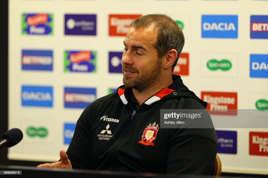 Hull FC v Salford Red Devils - BetFred Super League : News Photo