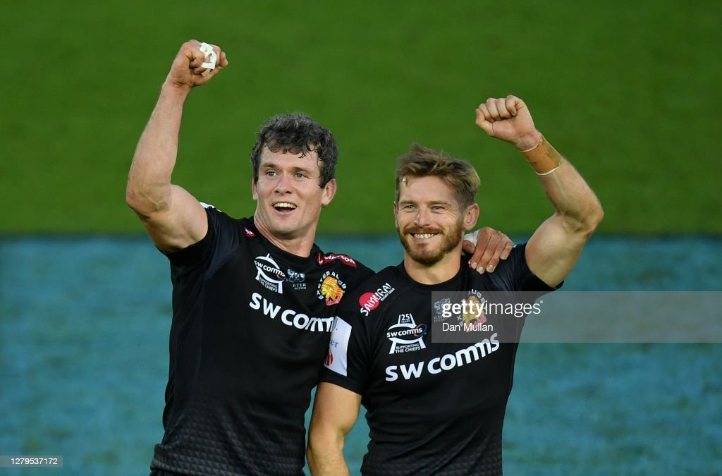 Exeter Chiefs v Bath Rugby - Gallagher Premiership Rugby: Semi-Final One : News Photo