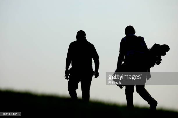 Ian Woosnam of Wales in action during Day Two of the European Tour Properties Senior Classic at the Lighthouse Golf Spa Resort on September 8 2018 in...