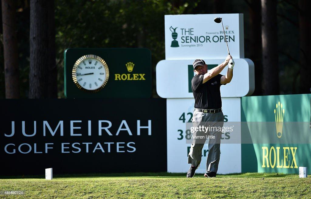 The Senior Open Championship - Day Three : News Photo