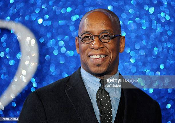"""Ian Wright attends a London Fan Screening of the Paramount Pictures film """"Zoolander No. 2"""" at Empire Leicester Square on February 4, 2016 in London,..."""
