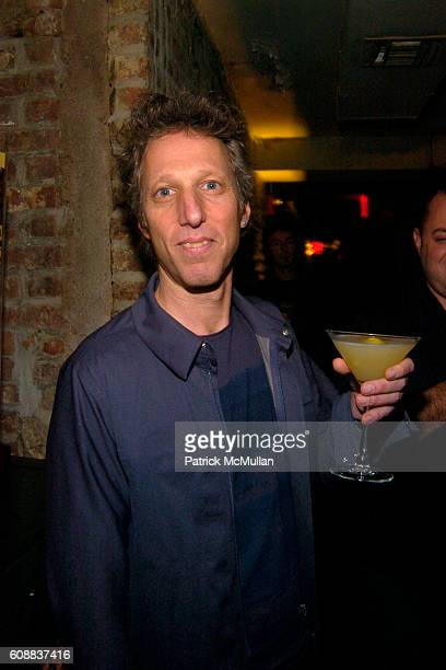 Ian Yolles attends Drambuie Den Event with Special Guest Heather Vandeven at Level V on October 22 2007 in New York