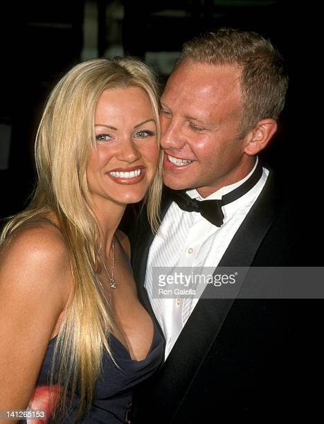 Ian Ziering and Nikki Schieler at the 5th Annual Hollywood Film Festival Gala Beverly Hilton Hotel Beverly Hills