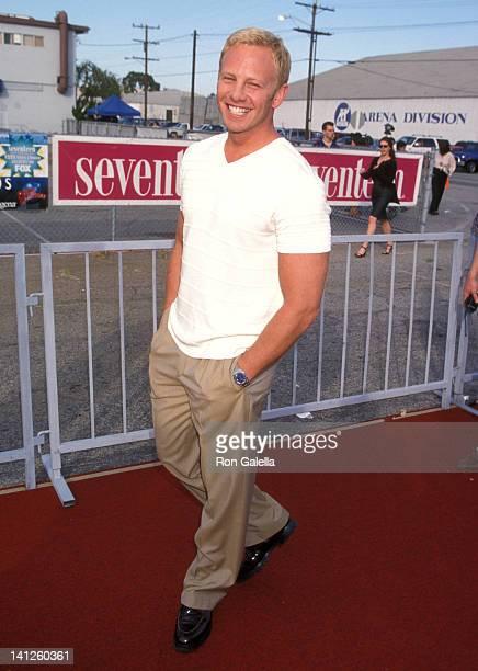 Ian Ziering at the 1st Annual Teen Choice Awards The Barker Hangar at Santa Monica Air Center Santa Monica