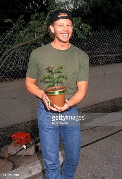 Ian Ziering at the '92 Earth Walk Universal Studios Universal City