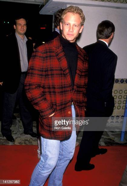 Ian Ziering at the Premiere of 'Interview with the Vampire: The Vampire Chronicles', Mann Village Theatre, Westwood.