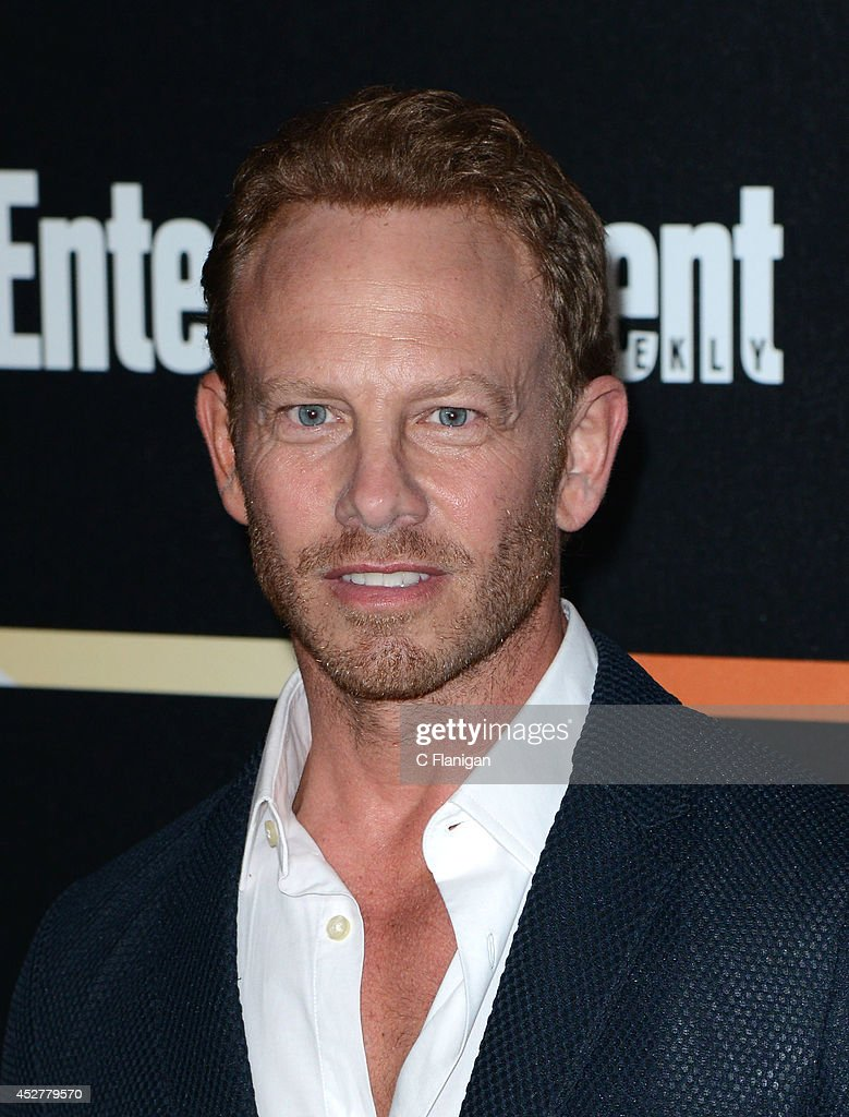 Ian Ziering attends Entertainment Weekly's annual Comic-Con celebration at Float at Hard Rock Hotel San Diego on July 26, 2014 in San Diego, California.