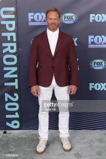 Ian Ziering attends the 2019 Fox Upfront at Wollman Rink Central Park on May 13 2019 in New York City