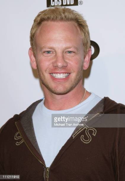 Ian Ziering during Beverly Hills 90210 and Melrose Place DVD Launch Party Arrivals at The Beverly Hilton in Beverly Hills California United States