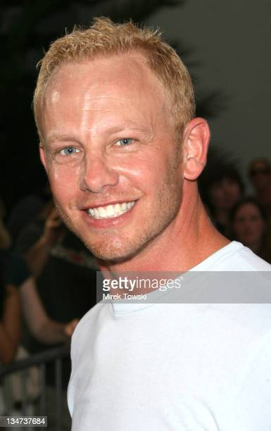 Ian Ziering during 'Talladega Nights' Los Angeles Premiere Arrivals at Grauman's Chinese Theater in Hollywood California United States