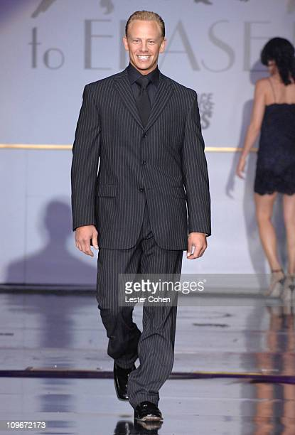 """Ian Ziering wearing Tommy Hilfiger during 14th Annual Race to Erase MS Themed """"Dance to Erase MS"""" - Show at Hyatt Regency Century Plaza in Century..."""
