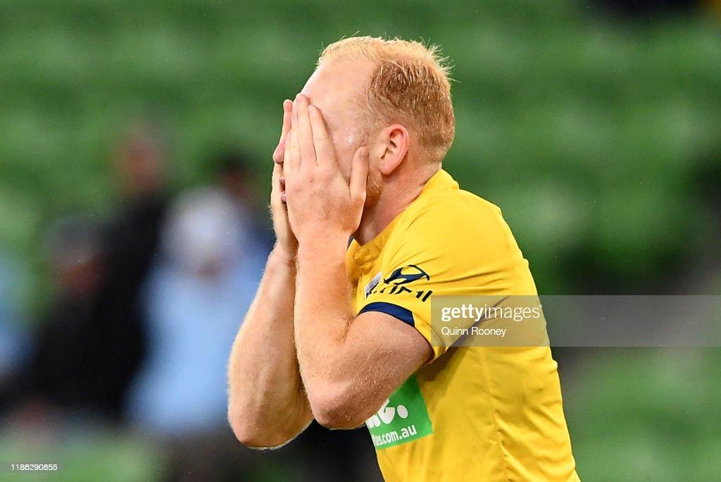 A-League Rd 5 - Melbourne City v Central Coast : News Photo