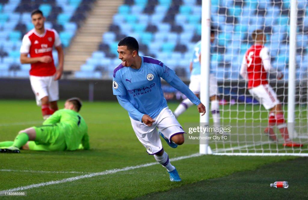 Manchester City v Arsenal - Premier League 2 : News Photo