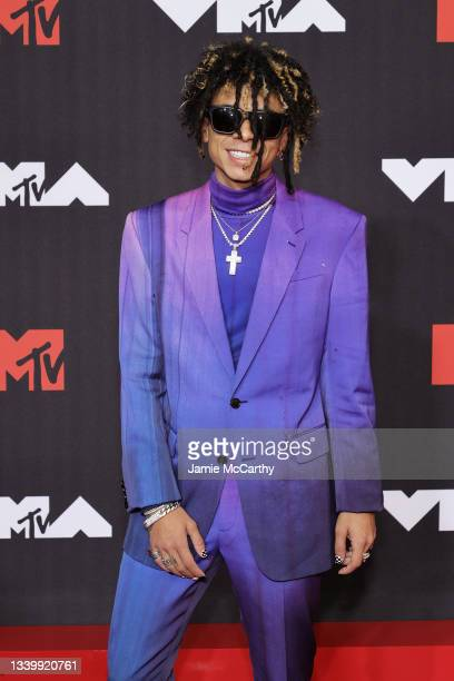 Iann Dior attends the 2021 MTV Video Music Awards at Barclays Center on September 12, 2021 in the Brooklyn borough of New York City.