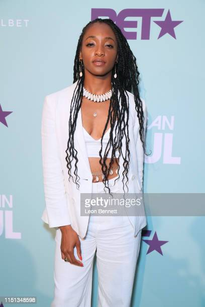 Iantha Richardson attends BET's American Soul Emmy FYC Screening Event on May 23 2019 in North Hollywood California