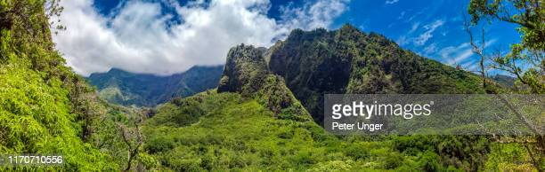 iao needle state monument - state park stock pictures, royalty-free photos & images