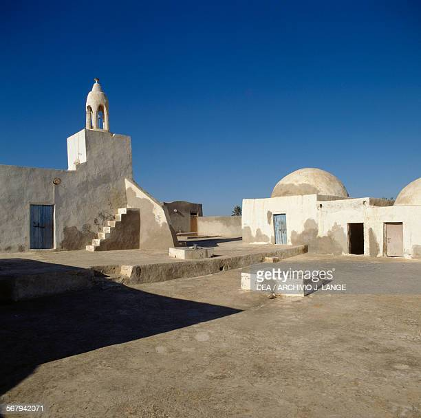 Ibadite mosque in Djerba island Medenine Governorate Tunisia