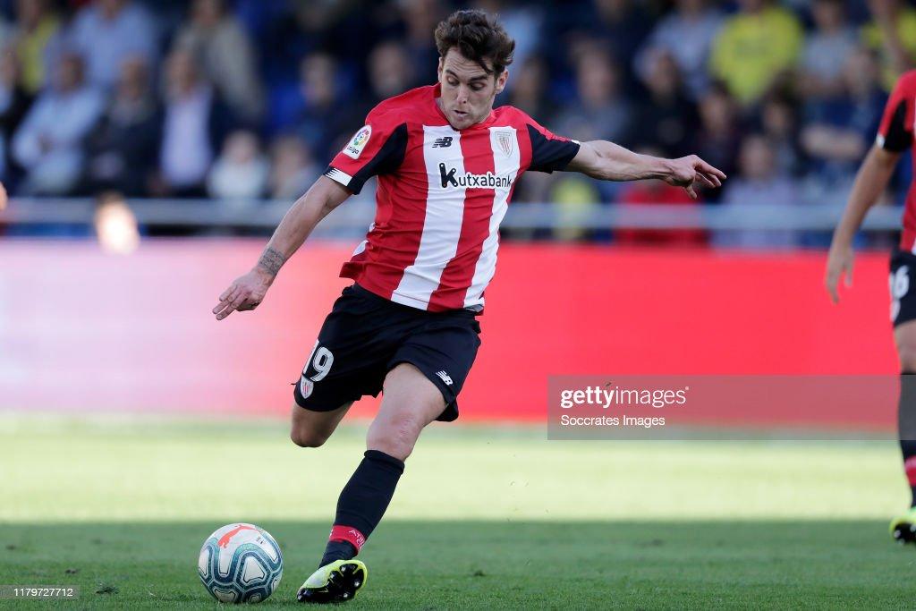 Villarreal v Athletic de Bilbao - La Liga Santander : News Photo