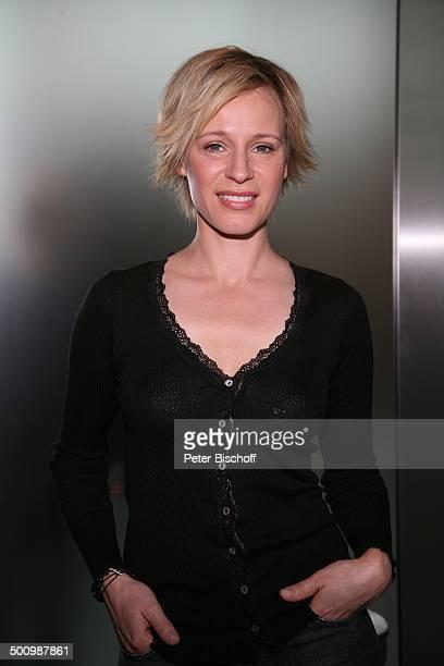 Anna Pihl Auf Streife in Kopenhagen Köln NordrheinWestfalen Deutschland Europa Krimi Serie Portrait Schauspielerin Promi BB FTP PNr 974/2007 Foto...