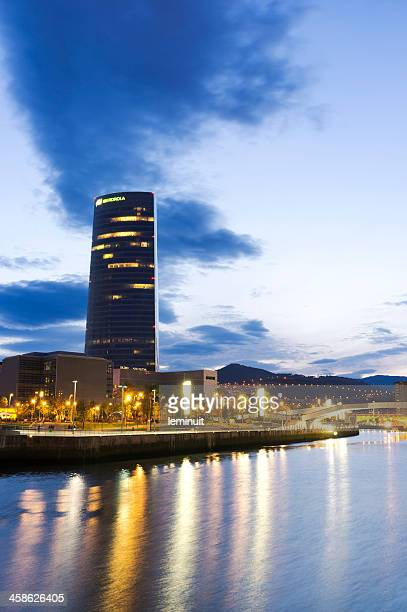 Iberdrola tower en Bilbao