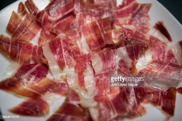 Iberian Ham (Jamón ibérico)