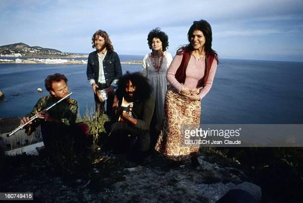 Ibiza Hippie Paradise Groupe de hippies musiciens à Ibiza