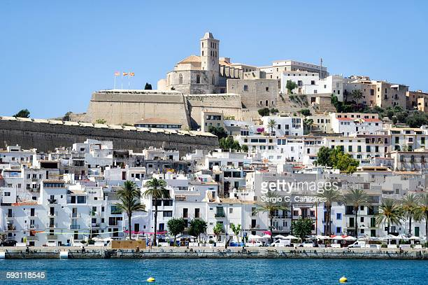 Ibiza, Old Port and Dalt Vila
