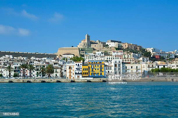 Ibiza, de la vieille ville